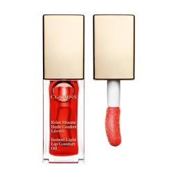 Clarins Éclat minute huile confort lèvres 03 red berry - 7ml