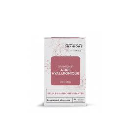 Granions Acide Hyaluronique 200 mg - 60 gélules