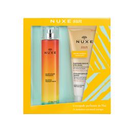Nuxe Sun Coffret l'escapade parfumée de l'été