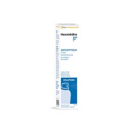Hexomedine 0,1% Spray - 75ml