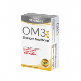 OM3 Equilibre émotionnel - 60 capsules