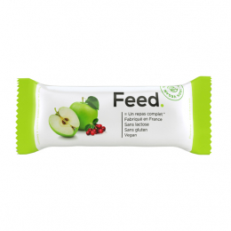 Feed Barre repas pomme cranberries - 100g