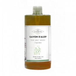 MyCosmetik Savon d'alep liquide - 500ml