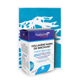 Nature attitude Collagène marin de bretagne - 450g