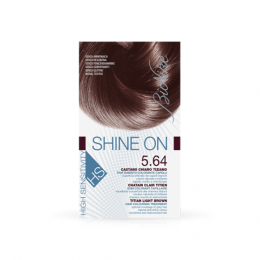 Bionike Shine on HS soin coloration - 5.64 Chatain clair titien