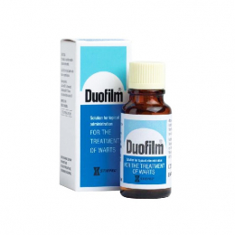 Duo film solution pour application locale - 15ml