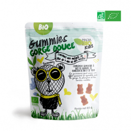 Madia BIO Kids gummies gorge douce - 60g
