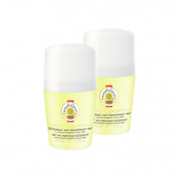 Roger & Gallet Déodorant Fleur d'Osmenthus  Roll-on - 2x50ml