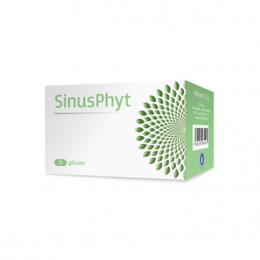 Prescription Nature SinusPhyt - x15 gélules