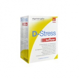 Synergia D-stress booster - 20 sachets