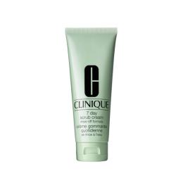 Clinique 7 Day Scrub Cream Crème Gommante Quotidienne - 100ml
