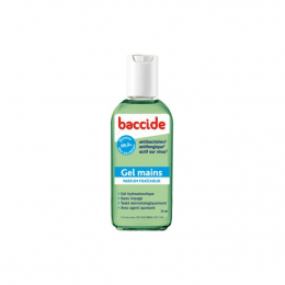 Baccide Gel mains parfum fraicheur - 75ml