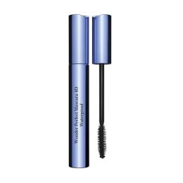 Clarins Mascara Wonder perfect 4D waterproof 01 perfect black - 8ml