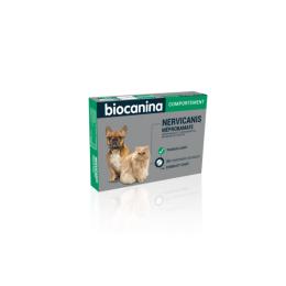 Biocanina Nervicanis chien et chat - 30 comprimés