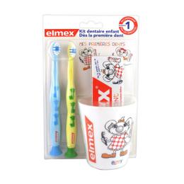 Elmex kit dentaire dès la première dent