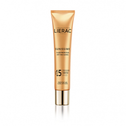 Lierac Sunissime fluide protecteur anti-âge global SPF15 - 40ml
