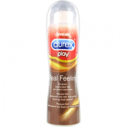 DUREX GEL LUB PLAY REAL FEELING 50ML