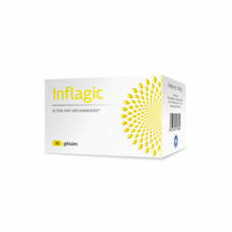 Prescription Nature Inflagic - x60 gélules