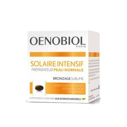 Oenobiol Solaire intensif peau normal - 30 capsules