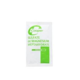 Cooper Sulfate de magnesium heptahydrate en poudre - 30g