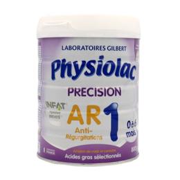 Physiolac Lait 1er âge précision anti-régurgitations - 800g