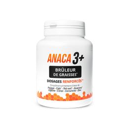 ANACA 3+ Bruleur de graisses - 120 gélules