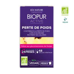 Léa Nature BIOPUR Active Perte de poids BIO - 48 gélules végétales