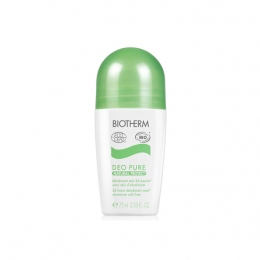 Biotherm deo pure natural protect bio - 75ml