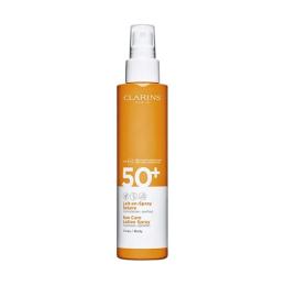 Clarins lait-en-spray solaire corps UVA/UVB SPF50+ - 150ml