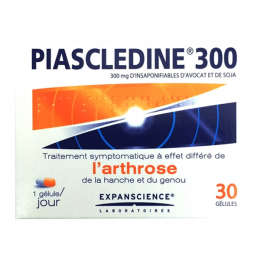 Piascledine arthrose 300mg - 30 gélules