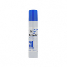 Hexomedine 0,1% spray - 75ml