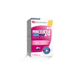 Forté Pharma Minceur 24 jour & nuit 45+ - 2x28 comprimés
