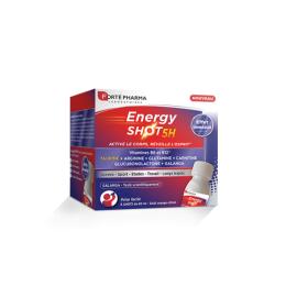 Forté Pharma Energy Shot 5H - 6 shots