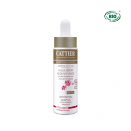 Cattier huile sérum redensifiante bio - 30ml