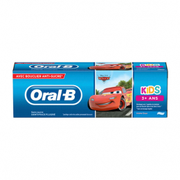 Oral-B Kids dentifrice Cars 3+ - 75ml
