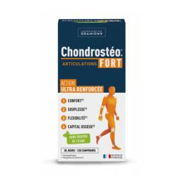 Granions Chondrostéo+ FORT - 120 comprimés
