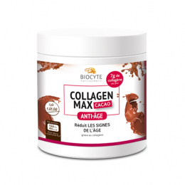 Biocyte Collagen max anti-âge cacao - 260g
