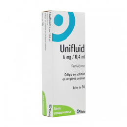 Thea Unifluid 6mg - 36 unidoses
