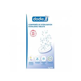 Dodie Comprimés de Stérilisation - 32 Comprimés