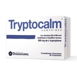 Dissolvurol Tryptocalm - 30 comprimés