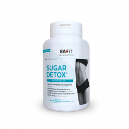 Eafit Sugar detox - 120 gélules