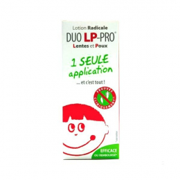 Duo lp-duo lotion anti-poux et lentes - 150ml