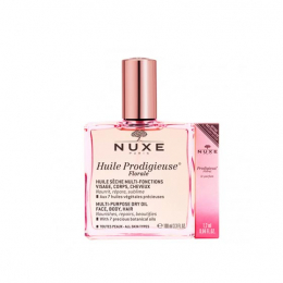 Nuxe Huile prodigieuse Florale 100 ml + Le Floral parfum 1,2ml