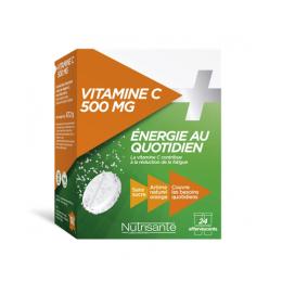 Nutrisanté vitamine C 500mg - 24 comprimés effervescents