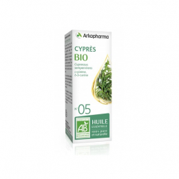 Arkopharma huile essentielle cyprès BIO N°05 - 10ml
