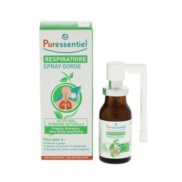 Puressentiel respiratoire spray gorge - 15ml