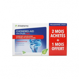 Arkopharma Chondro-Aid Arkoflex fort  - 180 gélules + 90 offertes