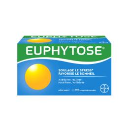 Euphytose - 120 comprimés