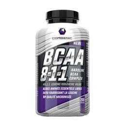BCAA 8-1-1 acides aminés - 200 capsules