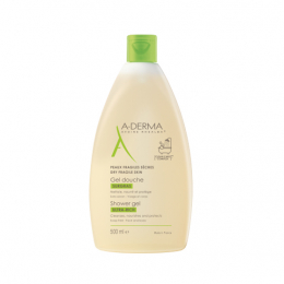 A-Derma Gel douche surgras - 500ml
